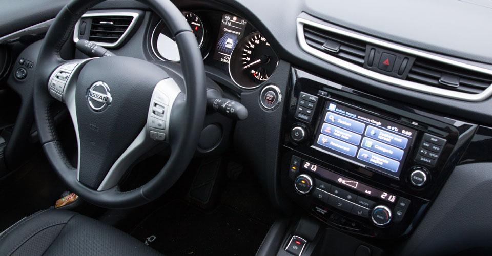 Nissan Qashqai Tekna 1 5 Dci Nl Car Ui